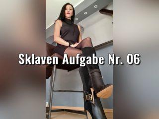 Sklaven Aufgabe Nr. 06
