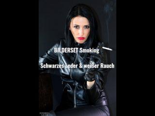 Smoking / Schwarzes Leder & weißer Rauch - 45 Bilder