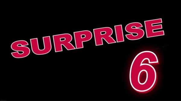 Surprise, surprise… 6